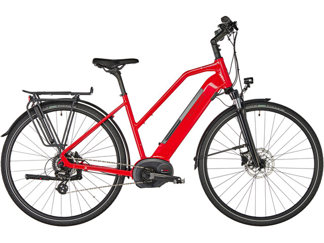 Kalkhoff Endeavour 3.B Move Trapèze 500Wh, racingred glossy